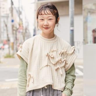 【街のリアル着まわし】ゆる~いサイズ感♡ 大人のほっこりコーデの作り方