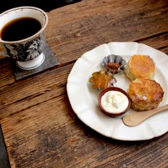 スコーンがおいしいとっておきカフェ  Vol.1 板橋「kiki:器々」