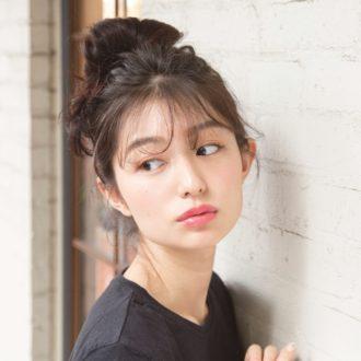 """「いつもより大人っぽい♡」の秘訣は、""""透け感""""前髪"""
