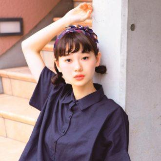 5分でカンタン♪楽かわヘアアレ動画②~辻千恵ver~