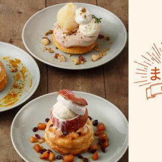 かぼちゃ、栗…秋スウィーツを堪能できるカフェ&ブックス「ビブリオテーク」って?