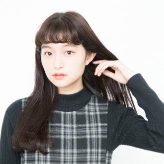 【最近キレイになった阿部朱梨 大特集③】キレイめヘアのヒミツ