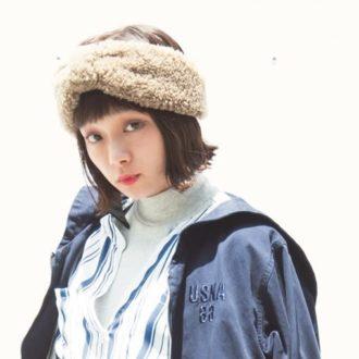 【明日のコーデ】女の子の羽織りはオーバーサイズがちょうどいい。