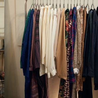東京古着屋巡り♡大人女子が買いたいシンプルな古着が見つかる高円寺の那由多(なゆた)