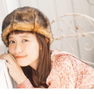 「柴田紗希とカオリノモリ」即完売した大人気ファー帽子が12時~数量限定で復活!