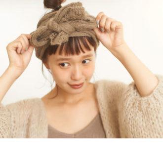 「柴田紗希とカオリノモリ」第2弾♥  新作ヘアバンドに込められた想いとは?