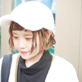 """【大阪オシャレ女子SNAP】この冬は""""ふわもこ""""コーデが大ブーム!"""