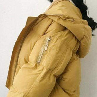 暖かくてかわいい♡ 再ブーム到来の「ダウンジャケット」10選
