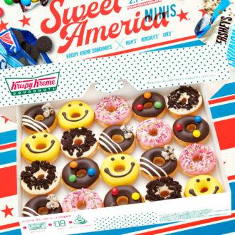 クリスピー・クリーム・ドーナツ『Sweet America 2018』 もう一度食べたい人気コラボドーナツが復活!!