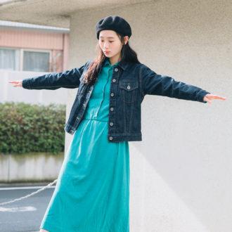 今年はどう着る? 大人女子の春のGジャンコーデ特集