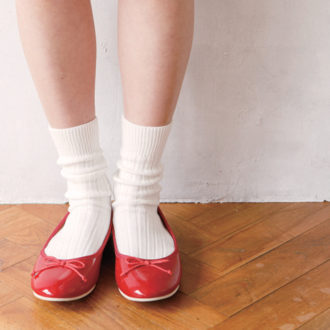 靴と靴下で春コーデが変わる!ほめられ足元の法則