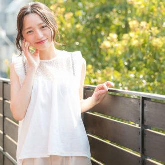 mer5周年限定★ flower 江本るり恵×merのプレミアムコラボ服が発売決定!
