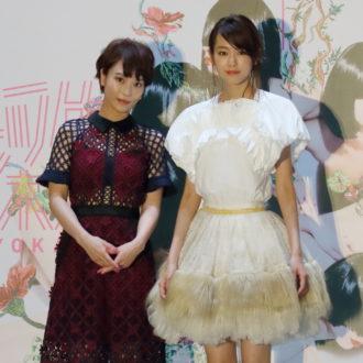 桐谷美鈴にゆりやん、和田アキコまで…清川あさみの写真展「美女採集」はGWのおでかけに