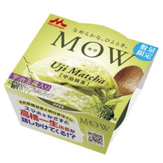 まるで高級店!抹茶のプロが認めた「MOW」の夏季限定プレミアムアイスって?