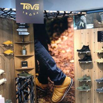 【秋冬トレンド速報:Teva】定番のサンダルだけじゃない!新デザインのシューズも続々登場