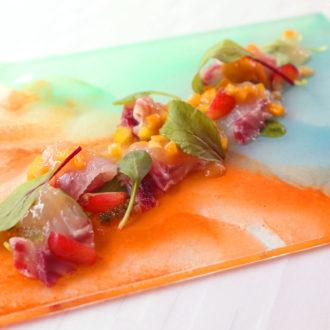 """日本にいながらリゾートを味わえる!""""Kaori Tabi[Aroma Travel Restaurant]""""が恵比寿に期間限定オープン"""