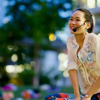 【6/21】emmi主催のヨガイベント「Beauty yoga by emmi ~香りでDetox~」が開催!