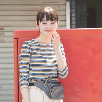 """【明日のコーデ】ダサくならない""""マルチボーダー""""の着こなし♡"""