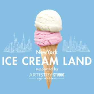 【7/17~19】テーマはNYの夏!フォトジェニックなアイスクリームランドに行ってみない?