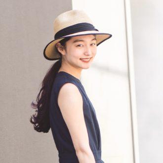 【明日のコーデ】暑い日のお出かけに!大人女子の麦わら帽子コーデ