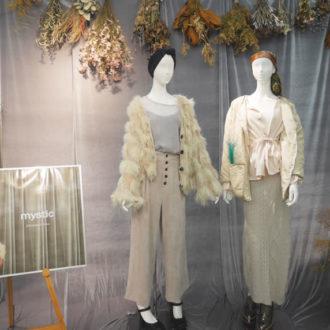 【秋冬トレンド速報:mystic】女性らしく着るストリートアイテムに注目♡