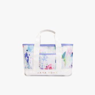 鮮やかなフラワーデザインが可愛いと話題♡「ZARA HOME」の日本限定バッグを指名買い