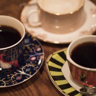 一人でも入りやすい!渋谷に静かに佇む老舗純喫茶『茶亭羽當』