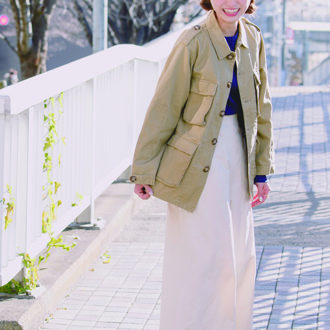 """今知りたい!可愛くて動きやすい春のシーン別""""旅行コーデ"""""""