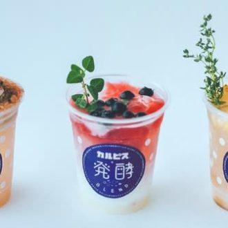【イベント】八丁味噌、鮒ずしの飯、もろみ酢…幻の「カルピス®」ご当地コラボが東京に大集合!