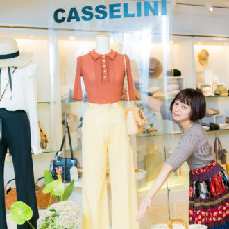 【Casselini×merコラボ】プレゼント付きアンケートに答えて「1番欲しい帽子&バッグ」を作ろう!