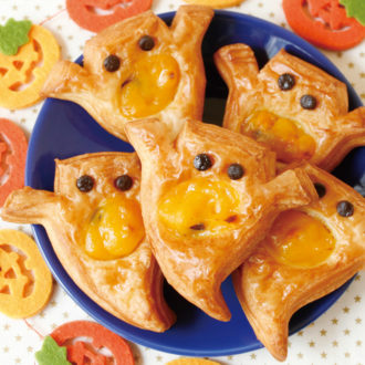 ハロウィンを盛り上げる! おいしい&可愛い秋の限定パン特集