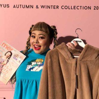 """【秋冬トレンド速報】PUNYUS展示会で""""買い!""""アイテム発見"""