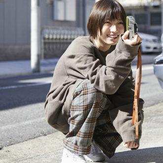 太田夢莉の「行かないとないもの」/フィルムカメラ屋『三葉堂寫眞機店』