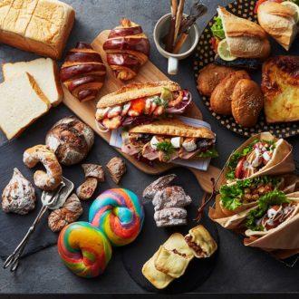 【世界のパンが大集合!】パン尽くしの6日間「第7回 阪急パンフェア」開催!