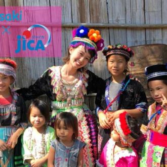 柴田紗希が見た「ラオスってこんな国」。女子旅にオススメの理由って?