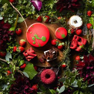 小さな苺の森にご招待♡ スイーツブッフェ「 Grove of berry 」開催!