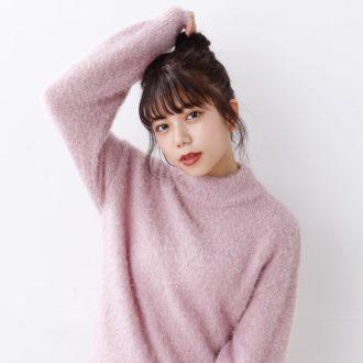 """ふわふわがモテる♡ 冬の """"シャギーニット"""" 最強説"""