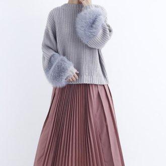簡単にオシャレを楽しみたい!冬の主役級スカート12選