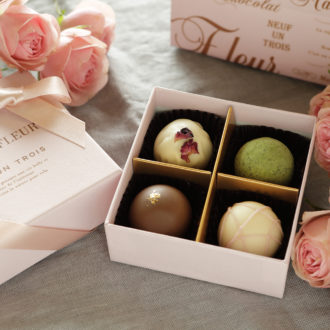 自分へのご褒美に♡ 大人気「Maison de FLEUR」のコラボチョコレート
