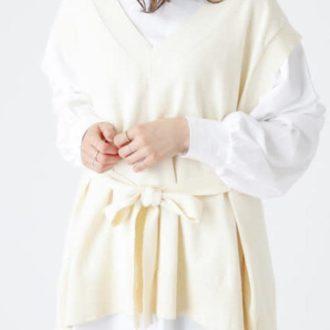 ベスト・レギンス・シャツワンピ3大重ね着服のキホンテク