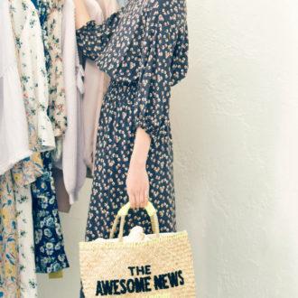 今年は春から「#かごバッグ」を持ってもいいの?♡