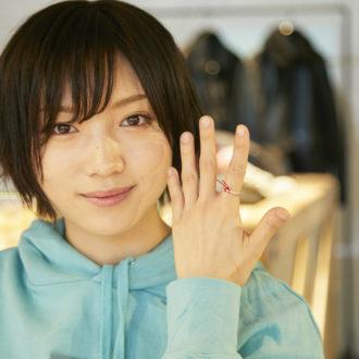 太田夢莉の「行かないとないもの」/シルバーアクセサリー作り『JAM HOME MADE』
