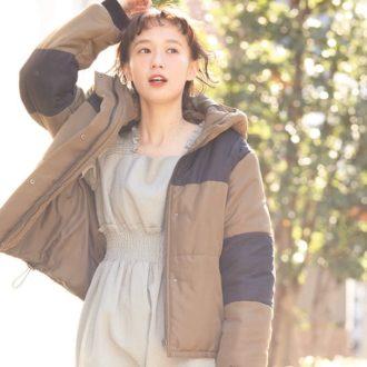 手持ちコートをイメチェン!そろそろ春ワンピ、仕込んでみない?