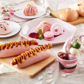 【4/7まで期間限定】ピンクのフードがフォトジェニック♡ IKEAで桜フェア開催!