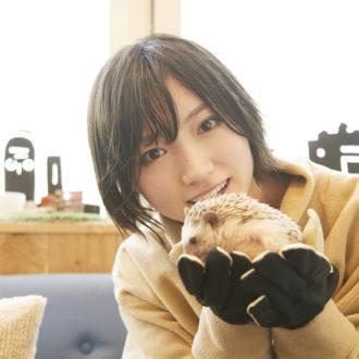 太田夢莉の「行かないとないもの」/ハリネズミカフェ『HARRY』
