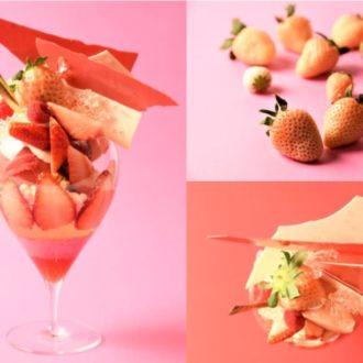 今が旬!春の「いちご」を使ったパフェが堪能できるお店4選