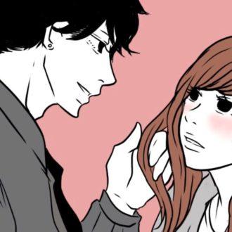 【masuda miku連載】大人の胸きゅん恋愛漫画vol.10「春をつなぐ」
