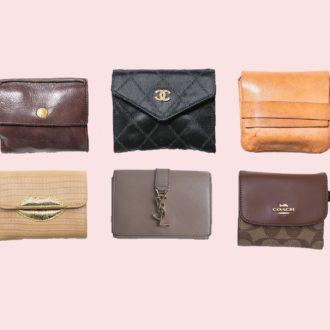 持ち物までこだわる♡モデルの愛用「ミニ財布」見せます!!
