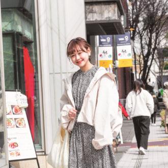 【全国SNAP】×靴下が可愛い!バレエシューズの色別トレンドコーデ