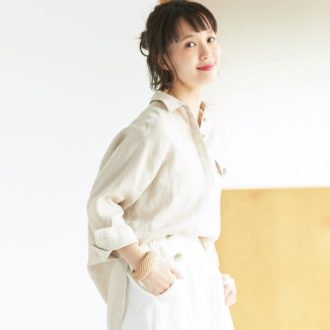 しばさきちゃんがイメージモデルに! ファッションブランド「ONIGIRI」って?